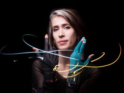 Imogen Heap: My Mi.Mu musical gloves will fill a gap for electronic sounds