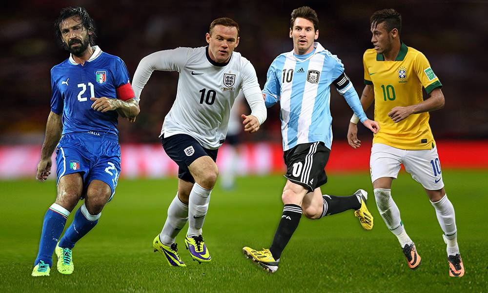World Cup 2014: Full squad list of every nation bidding for glory in Brazil this summer