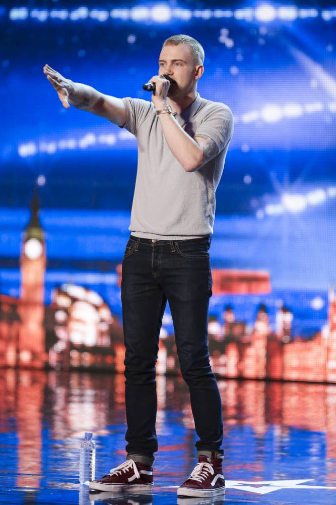 Britain's Got Talent judges predict hit record for One Direction songwriter-turned-solo-artist Ed Drewett