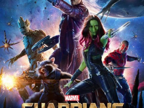 It's all spaceships and skin in the teaser trailer for the new Guardians Of The Galaxy