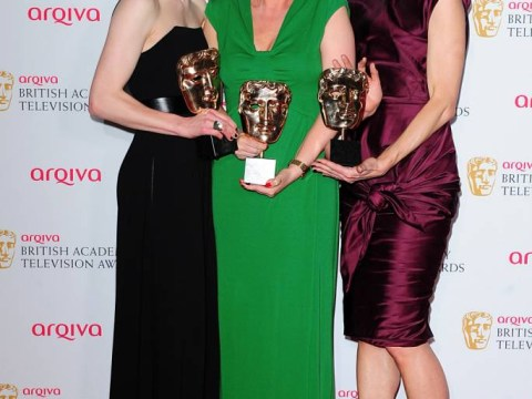 ITV murders BBC at Baftas: Broadchurch is the big winner as stars of the small screen come out for awards