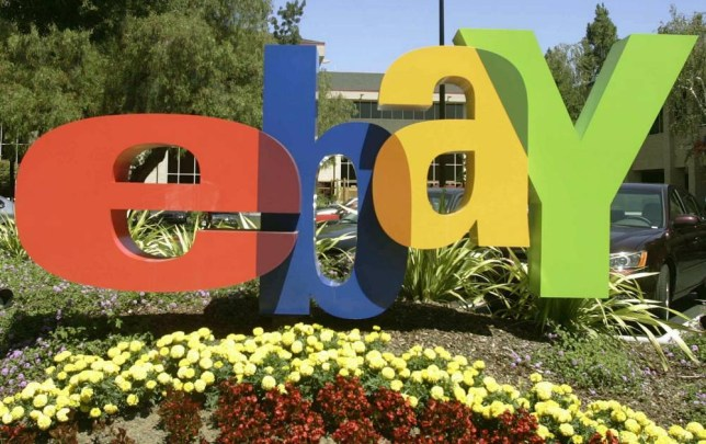 """(FILES) This 20 August, 2005 file photo shows the entrance of  eBay headquarters in San Jose, California.  US online giant eBay said May 21, 2014 cyberattackers broke into its database with customer passwords and other personal data in what could be one of the biggest breaches of its kind The California company said it was notifying its customers, urging them to change passwords to protect their personal and financial information. An eBay statement said the database was compromised between late February and early March and """"included eBay customers' name, encrypted password, email address, physical address, phone number and date of birth."""" But it added that it """"did not contain financial information or other confidential personal information."""" AFP PHOTO / HECTOR MATA / FILESHECTOR MATA/AFP/Getty Images"""