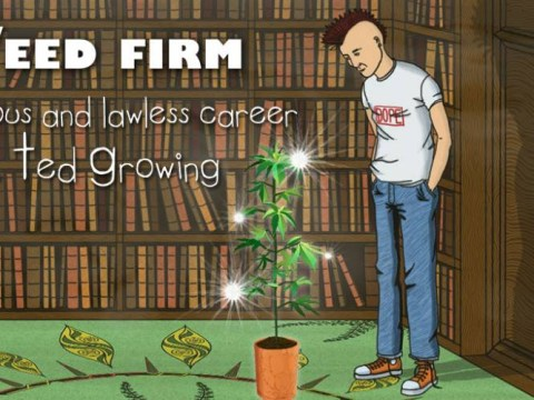 Apple pulls cannabis dealing game after it rockets to the top of the App Store charts