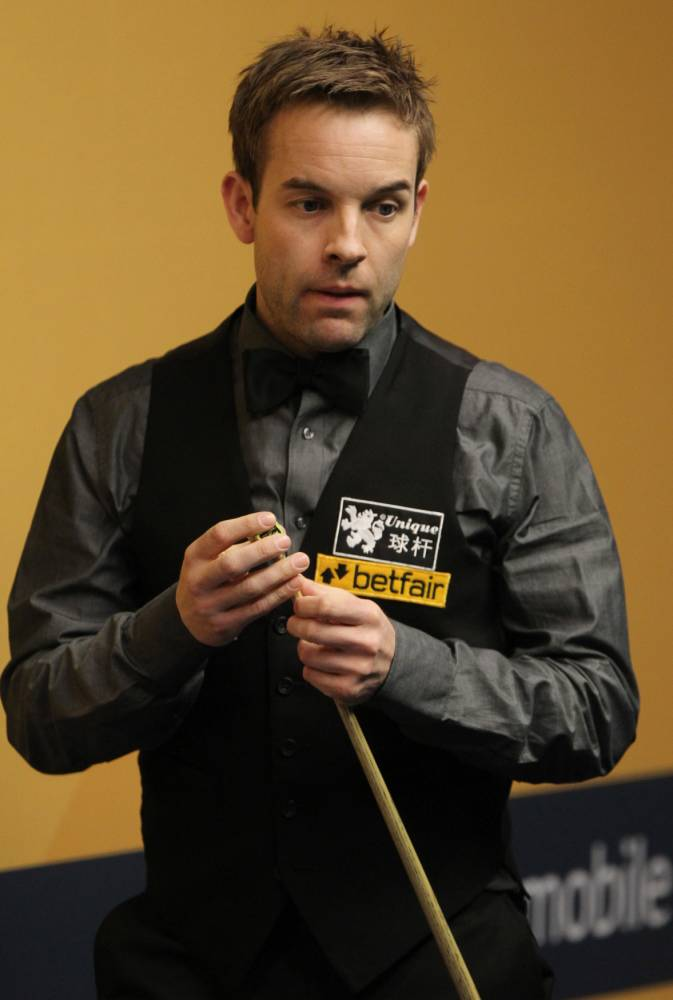 Ali Carter: Snooker player diagnosed with lung cancer