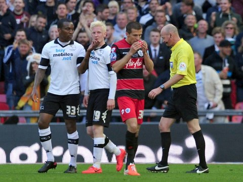 QPR v Derby: Could Gary O'Neil's moment of madness cost Hoops a place in the Premier League?