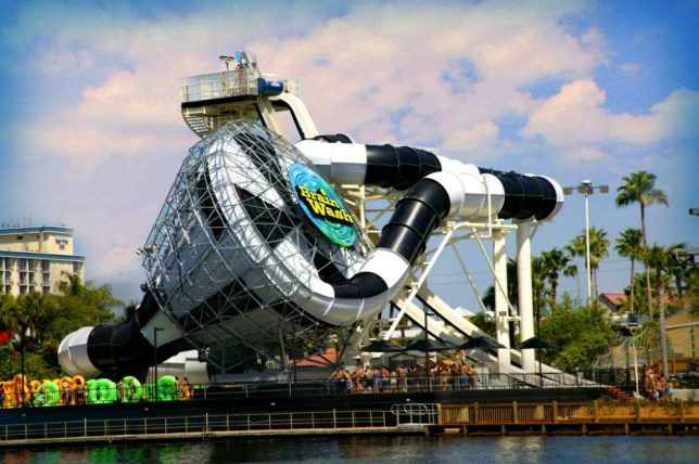 World's scariest and best water slides and flumes: Are you