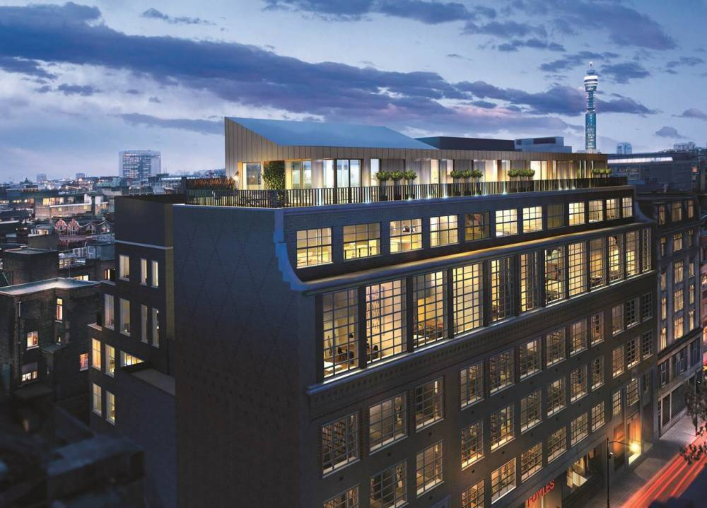 Saint Martins Loft is a development of 13 apartments in Charing Cross Road (Picture: supplied)
