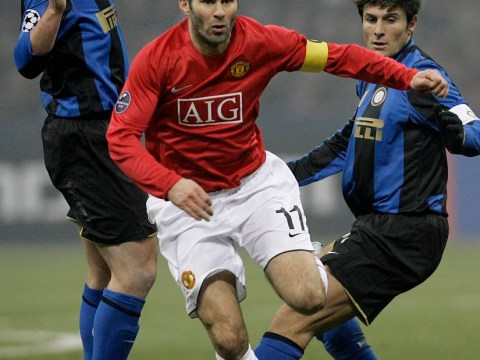 Javier Zanetti retires, and names Ryan Giggs as his greatest ever opponent