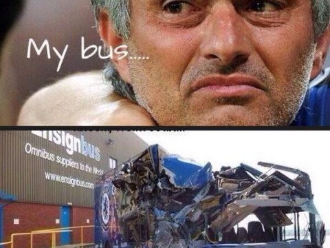 Jose Mourinho, John Terry, Chelsea and thier bus get Twitter treatment after Atletico Madrid loss