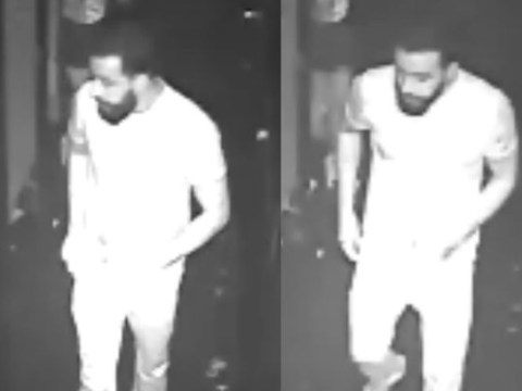 Police release CCTV image after man raped in Manchester bar toilets