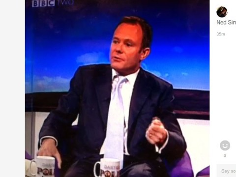 Tory MP Nick Herbert drops f-bomb live on the BBC