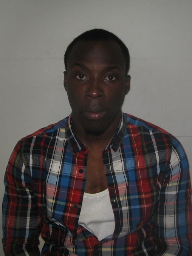Cheese! Police would like to speak with Germain Ibrahim Fofana (Picture: Metropolitan Police)