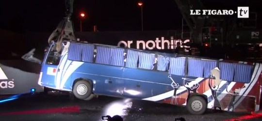 France WC bus
