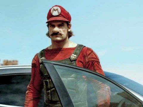 Mario Kart 8 gets free Mercedes DLC, and best live action Mario ever