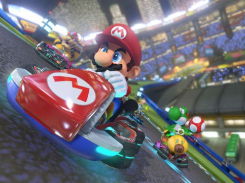 Mario Kart 8: The five stages of Mario Kart fury
