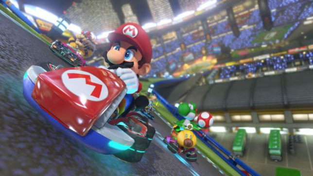 Mario Kart 8 - drive of the generation