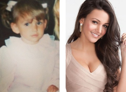 Don't they look different? Check out Michelle Keegan and other soap stars in their younger years