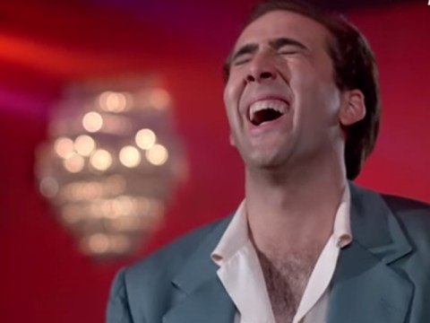 Want to hear every single time Nicolas Cage has ever laughed on film? Of course you do