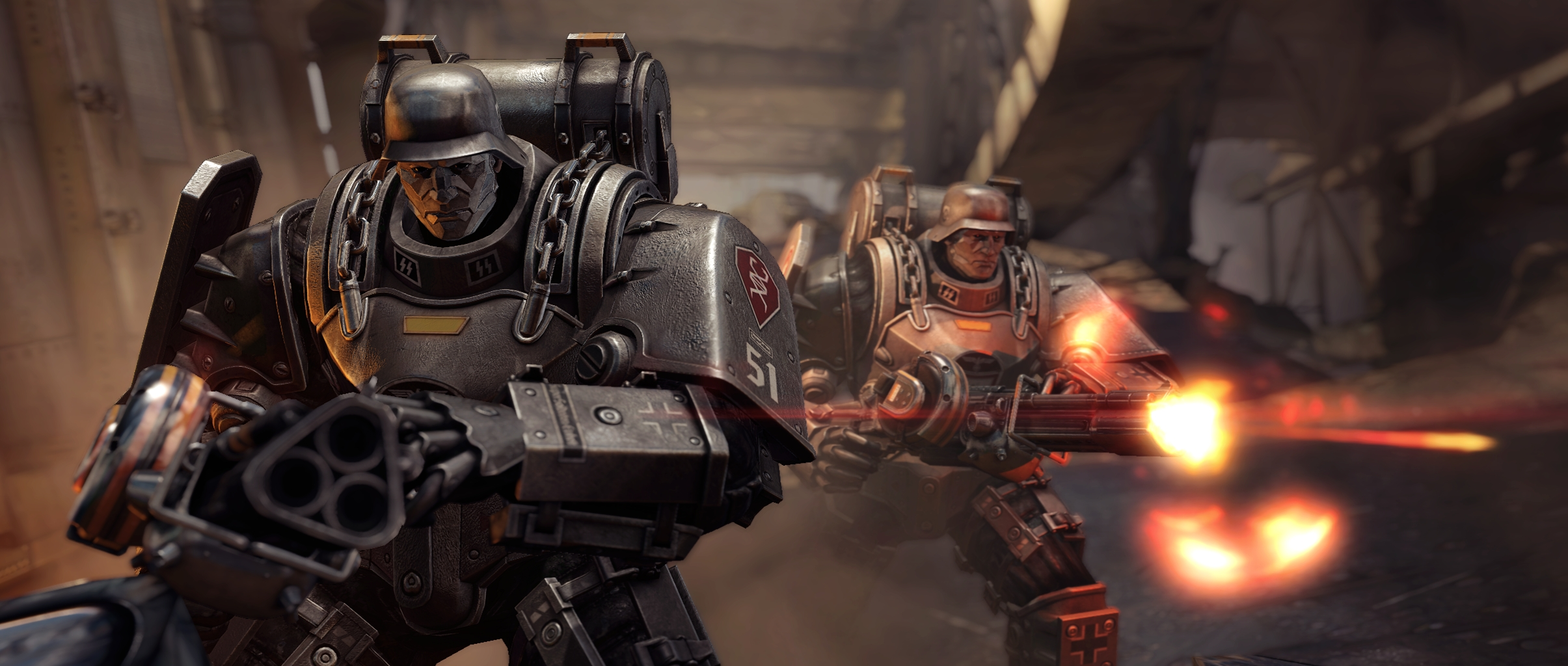 Wolfenstein: The New Order - a different kind of FPS
