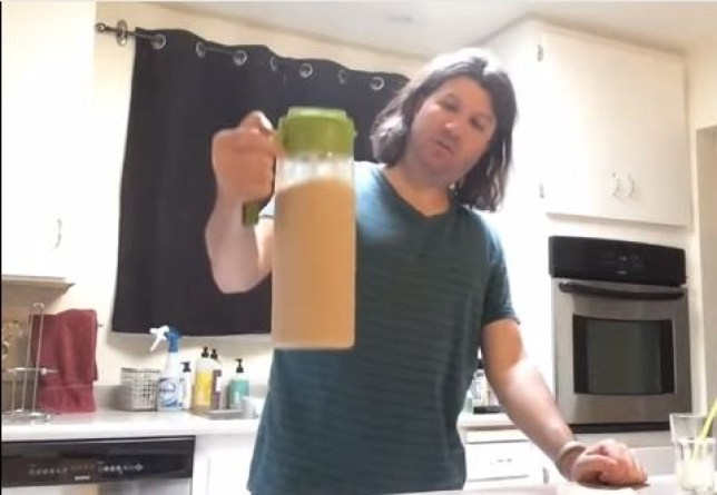 Jonathan van Clute recorded a video log of his adventure with Soylent