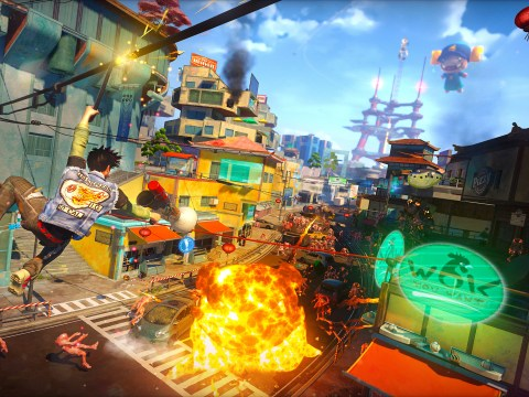 Sunset Overdrive hands-on preview – 'fun trumps realism'