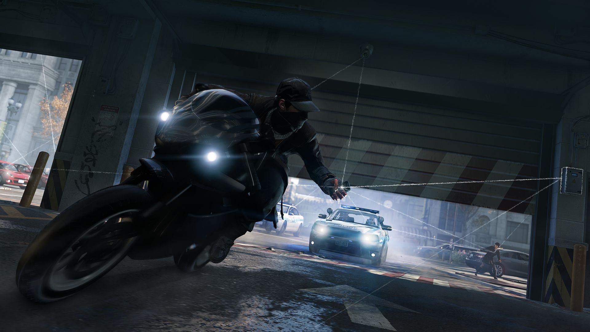 Third week at number one for Watch Dogs, as Mario Kart 8 rises