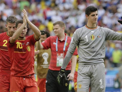 Thibaut Courtois WILL return to Chelsea and Petr Cech is on the market, confirms Belgium coach Marc Wilmots