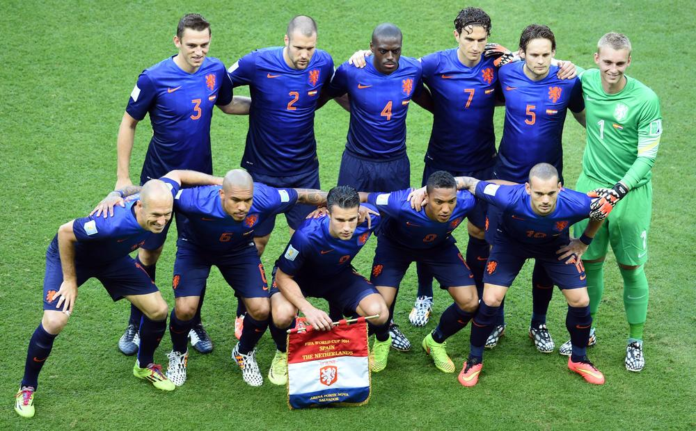 Three unsung heroes in the Netherlands World Cup thrashing of Spain