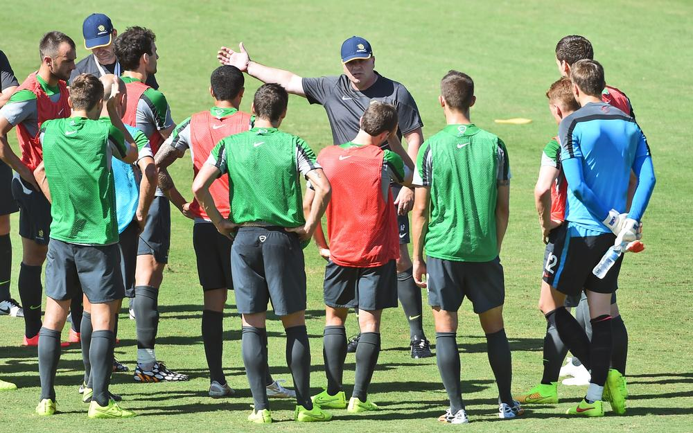 Ange Postecoglou's new-look Socceroos get set for uphill battle at World Cup