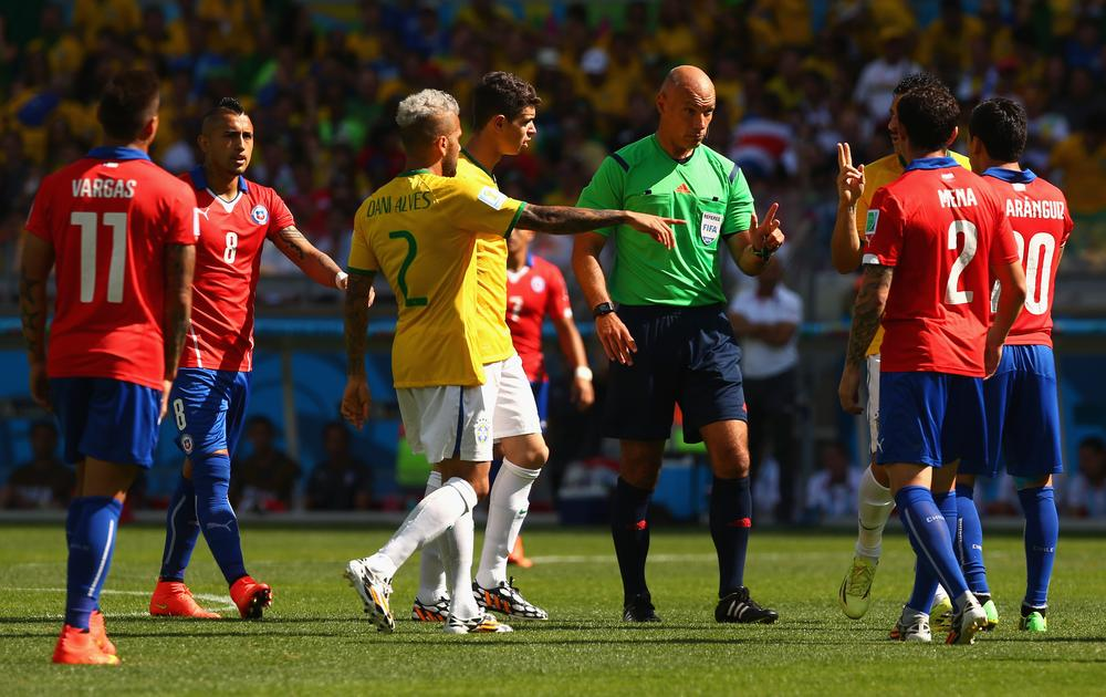 Which Englishman is proving to be a big hit with the Germans at the World Cup?