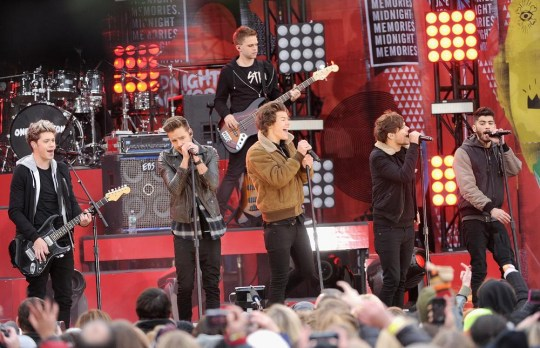 One Direction announce fourth album called, er, FOUR | Metro News