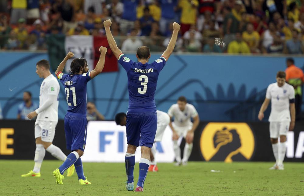 England boss Roy Hodgson can learn from Italian counterpart Cesare Prandelli
