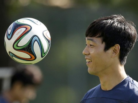 Korea relying on Gunners flop Park Chu-young to be their main man