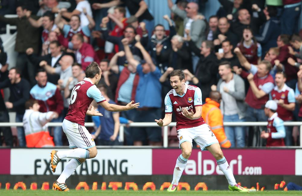 Premier League fixture Gods hand West Ham tricky start, woeful winter and encouraging spring