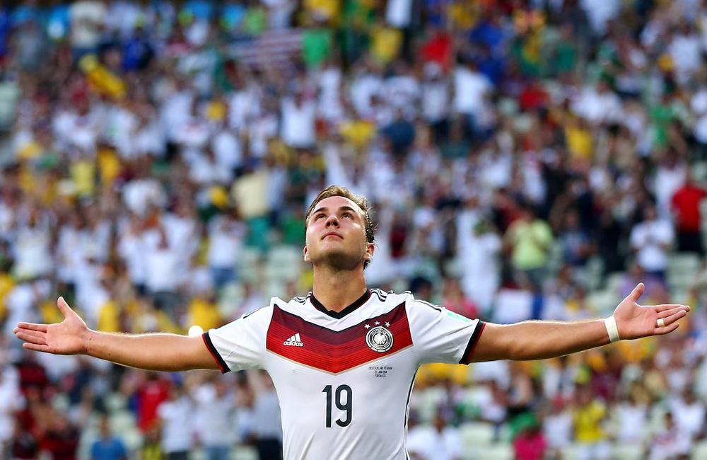 Germany get a rude wake up call from Ghana's excellent Black Stars