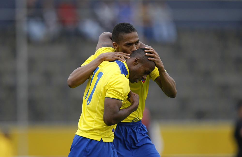Antonio Valencia and Ecuador hoping to honour deceased team-mate Christian 'Chucho' Benítez
