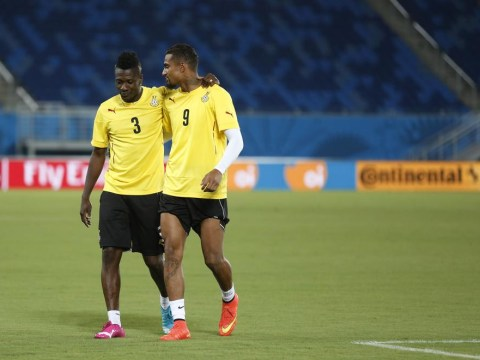 The World Cup rivalry continues between Ghana and USA