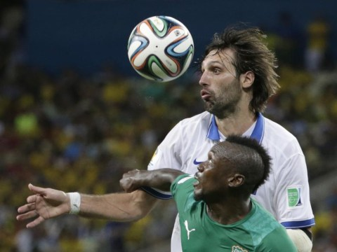 Manchester City flop Georgios Samaras is now a World Cup hero for Greece