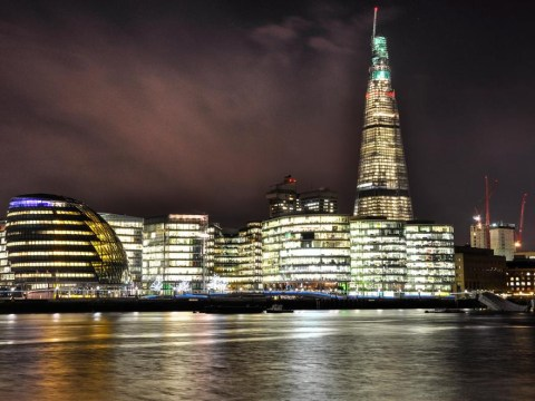The Shangri-La Hotel At The Shard: A sharp shot at living large