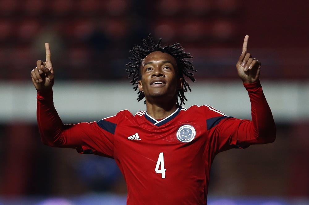 Juan Guillermo Cuadrado will be key for injury-hit Colombia in unlocking Greece's defence