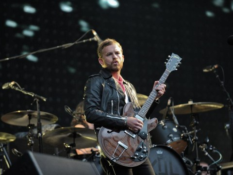 Kings of Leon on fire for the closing set of Isle of Wight Festival 2014