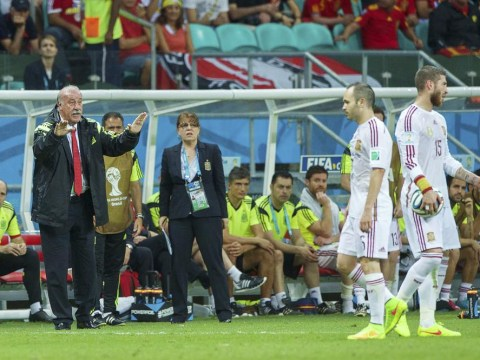 Vicente Del Bosque's nostalgia is reason for Spanish woes at World Cup