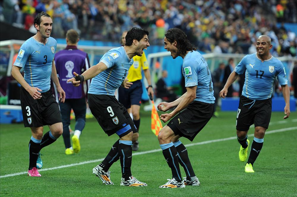Five reasons why Uruguay will knock Italy out of the World Cup