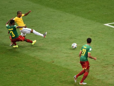Pick of the bunch! Fernandinho goal rounds off superb Brazil win in style