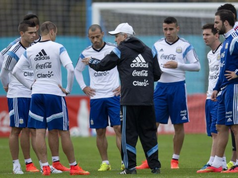 Argentina prepare to renew burgeoning World Cup rivalry with Nigeria