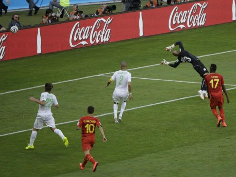 Algeria undone by defending too deep against Belgium at World Cup