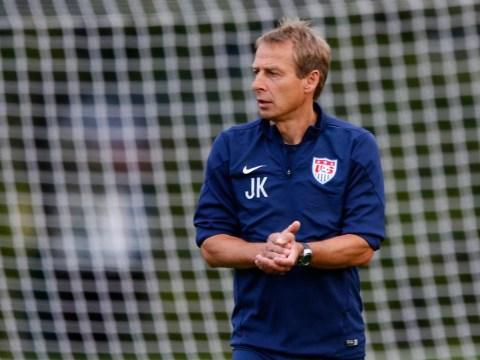 Jurgen Klinsmann knows the USA must 'prove it' against Belgium