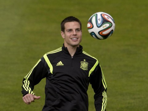 Cesar Azpilicueta form at Chelsea contributed to Ashley Cole's World Cup snub