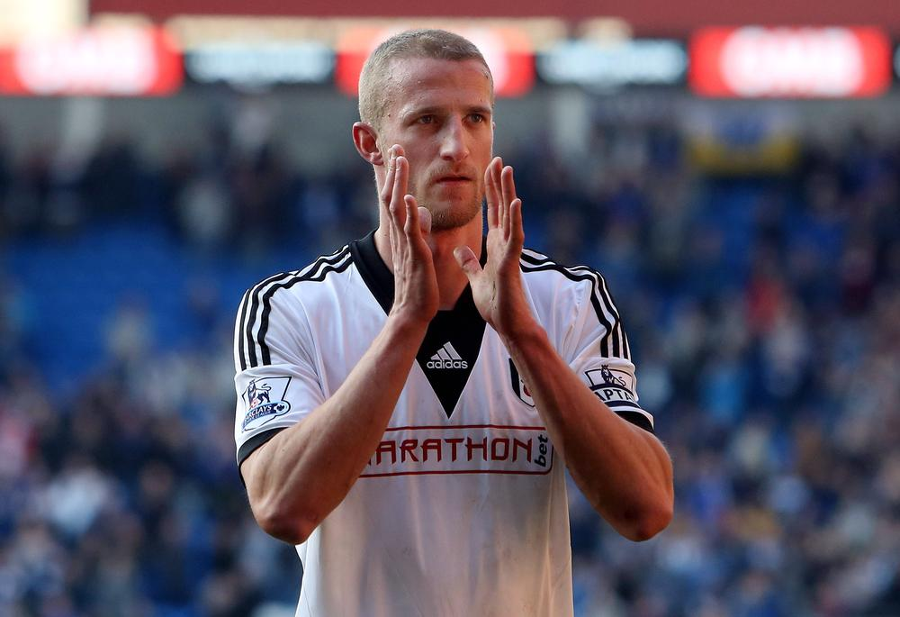 Brede Hangeland exit officially marks the end of an era at Fulham