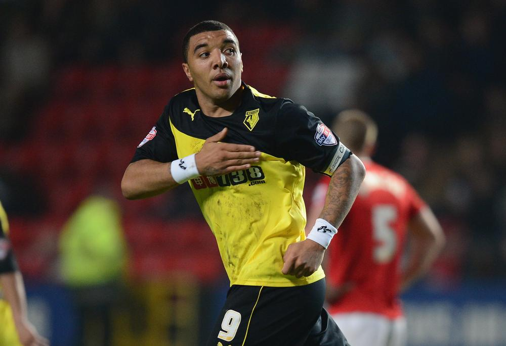 West Brom should try and buy Watford's Troy Deeney